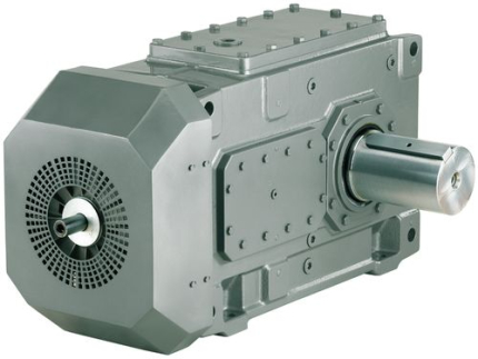 Bevel helical gear units Flender