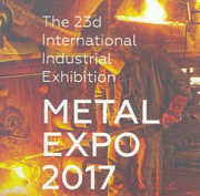 Metal expo 2017 exhibition