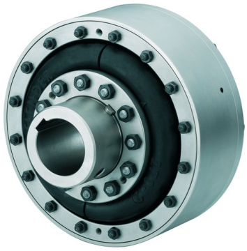 Highly flexible couplings Elpex